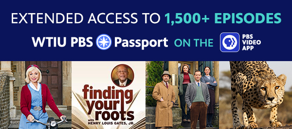 WTIU Passport: Extended access to your favorite public television programs — including full seasons of many current and past series — from any computer or mobile device.