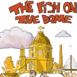 Paul Dresser, Charles Latshaw, 'The Fish On The Dome'