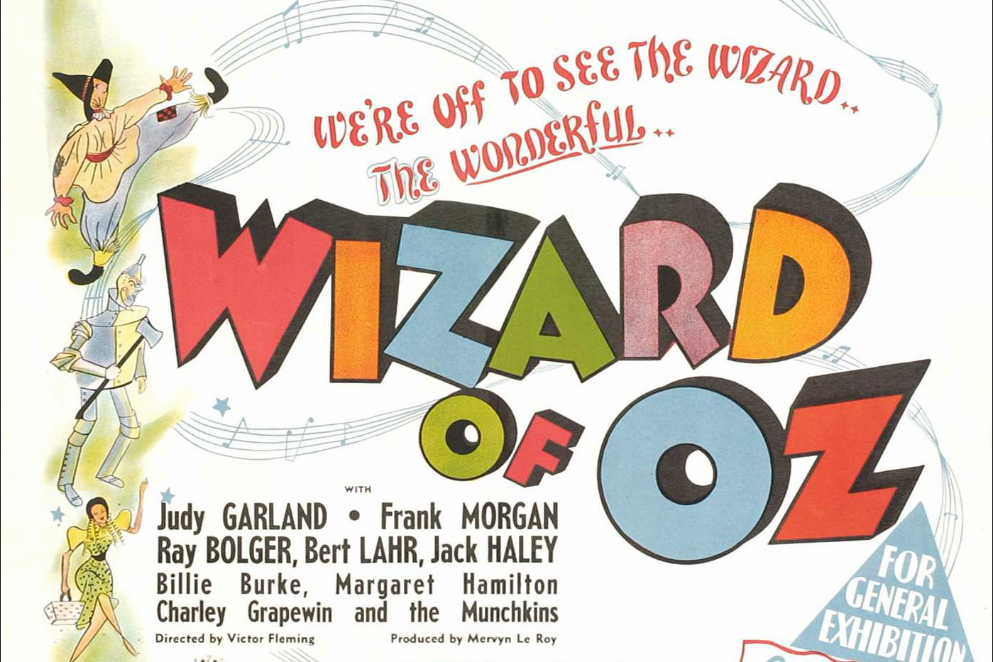 Wizard of Oz Film Poster