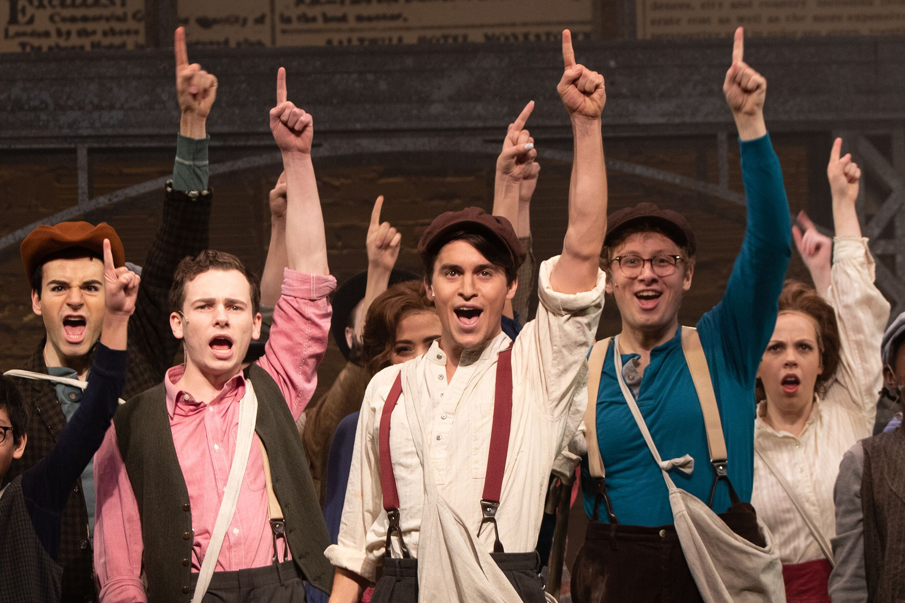 newsies-all-for-one