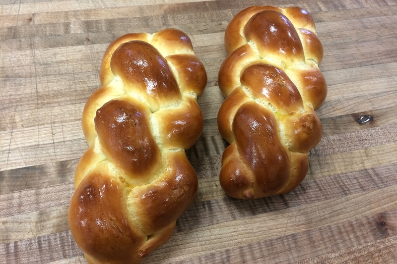 Finished Challah