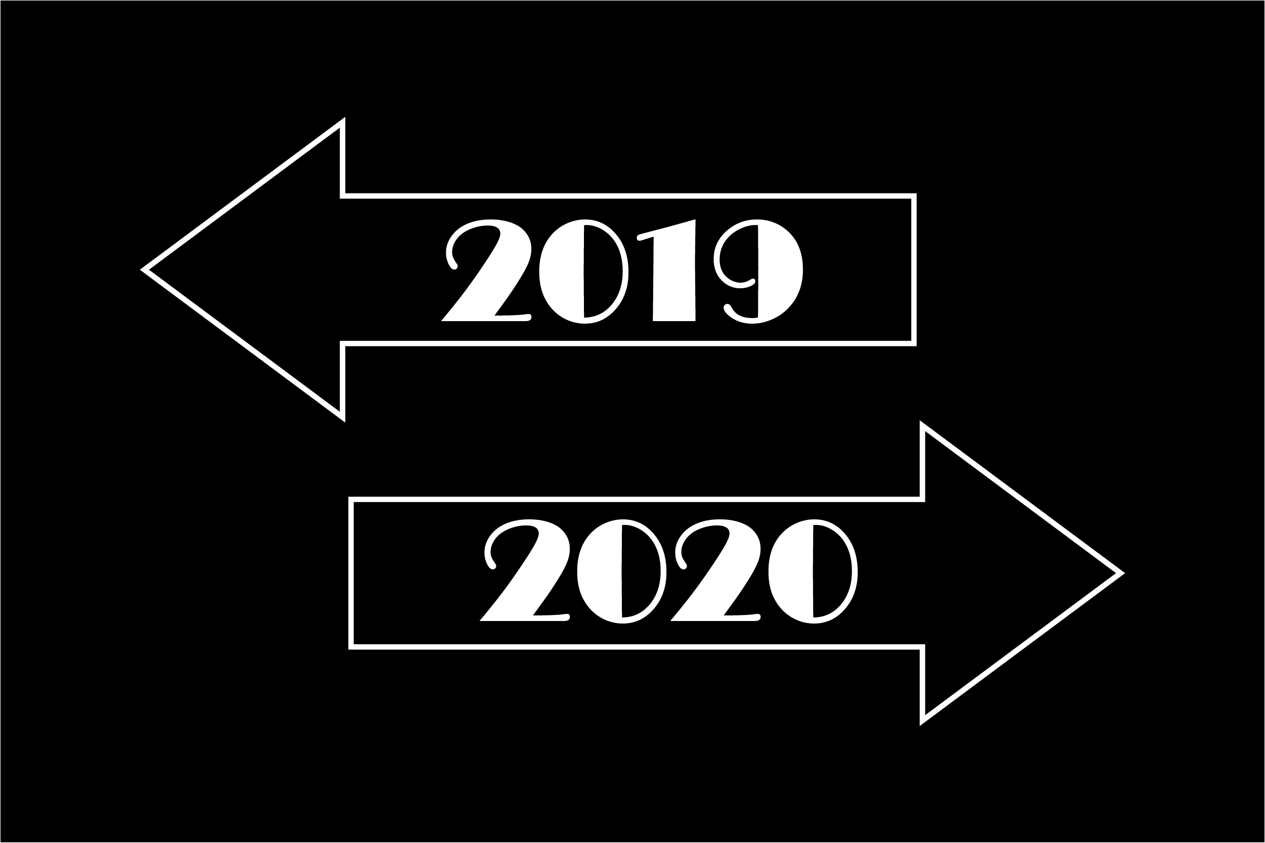 2019 into 2020