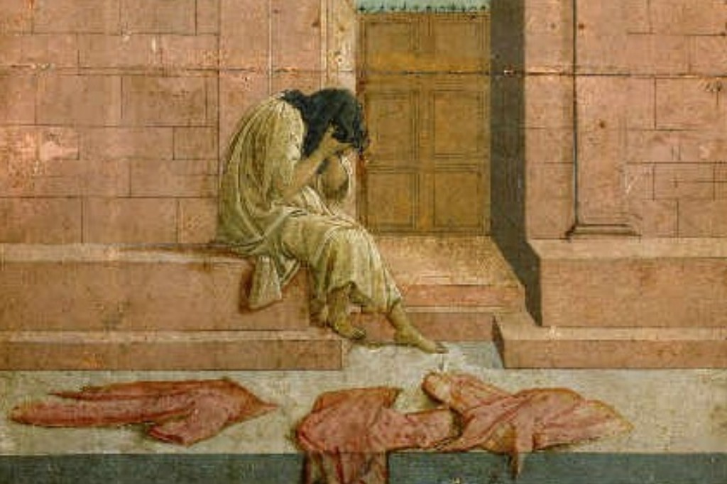 The Abandoned by Sandro Botticelli