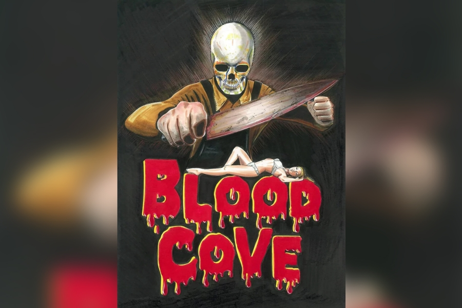 Blood Cove movie poster Moonlight Films