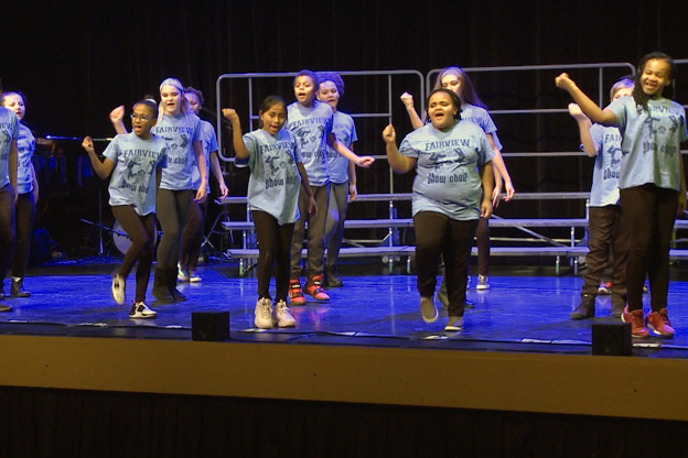 Fairview students perform