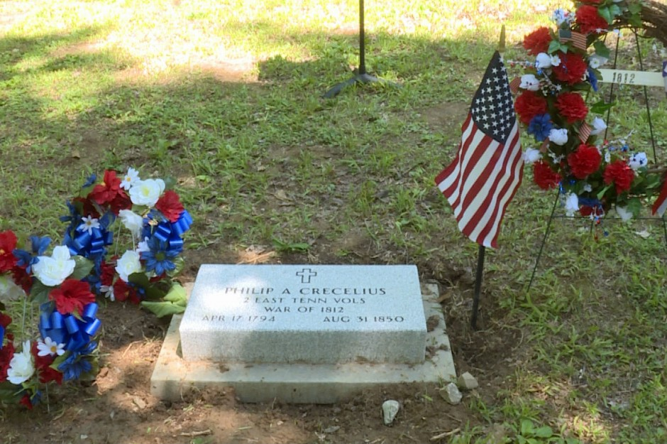 veterans headstone