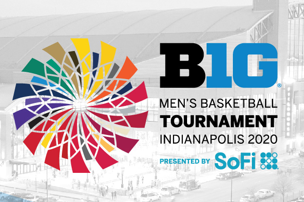 Big Ten Tourney logo