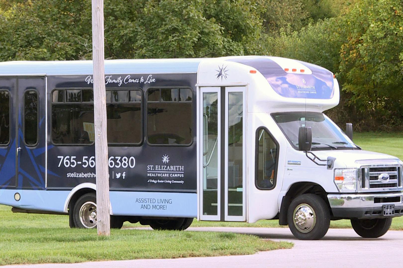 senior center bus