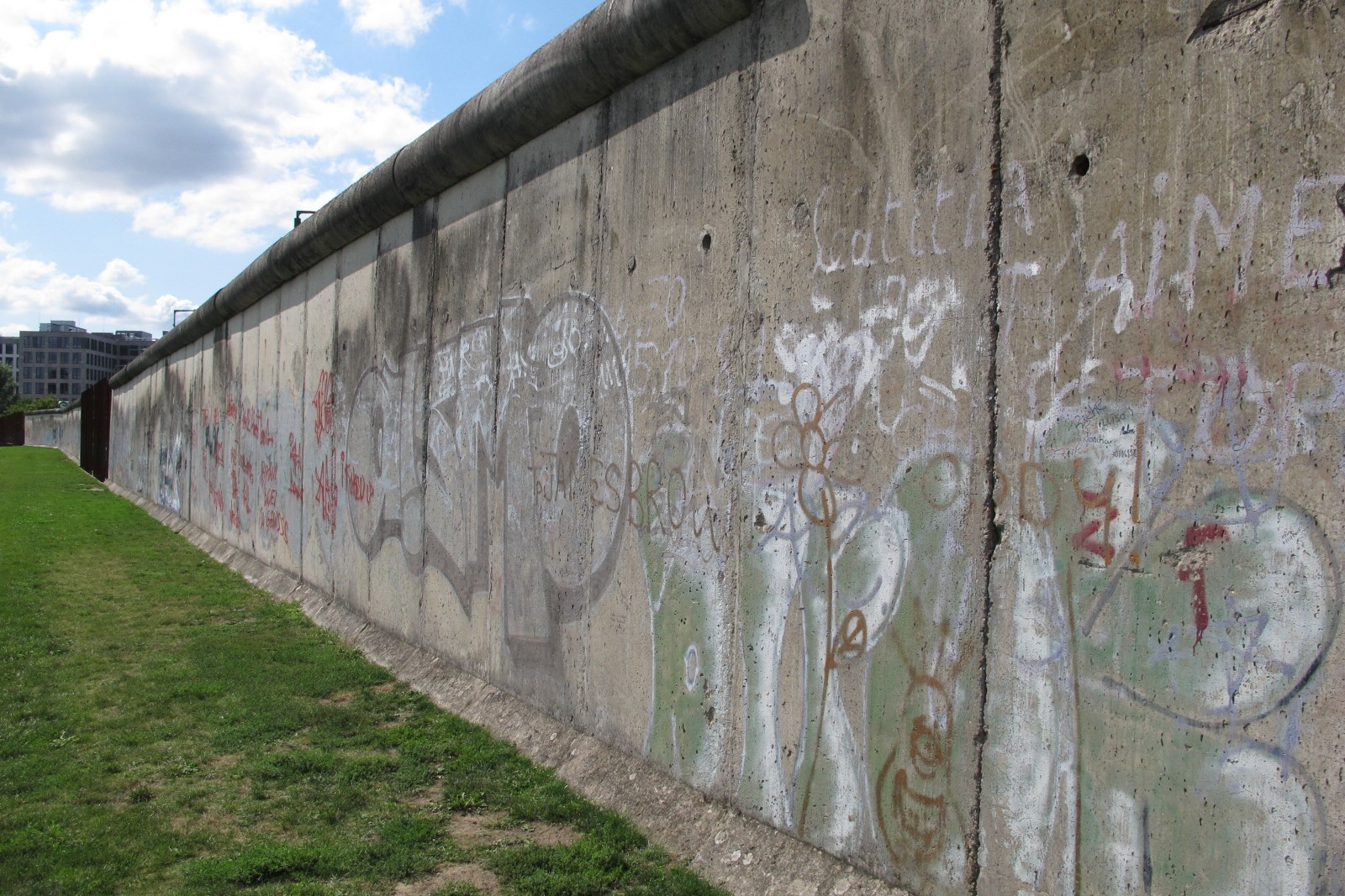 segment of Berlin Wall