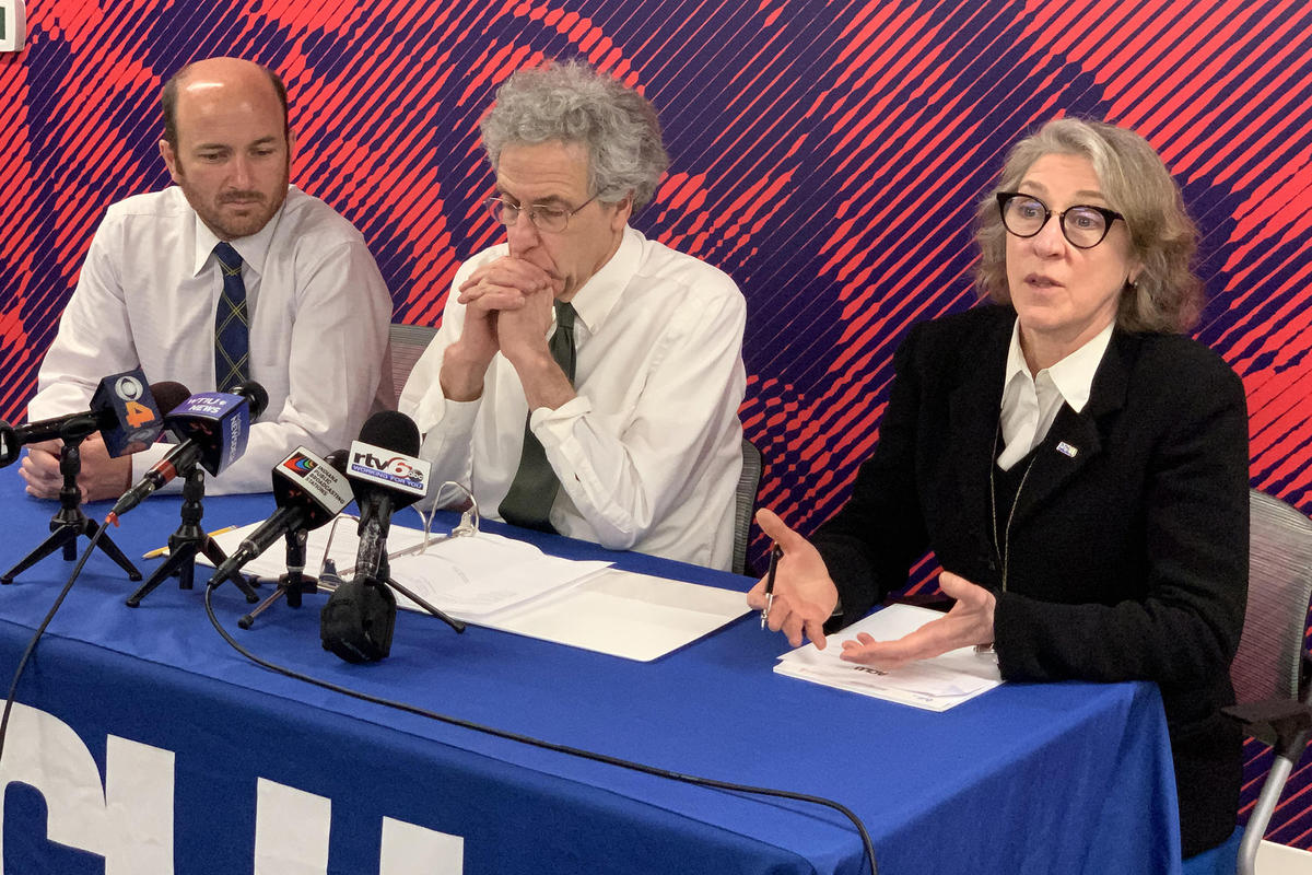 ACLU of Indiana leadership discusses their latest abortion lawsuit against the state.