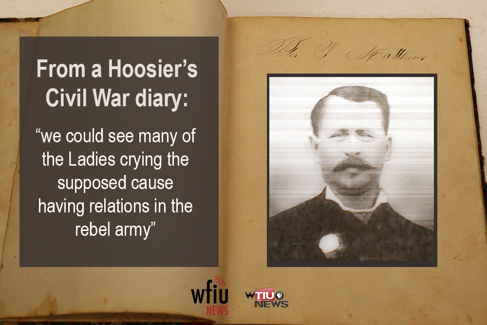 April 23 quote from civil war diary