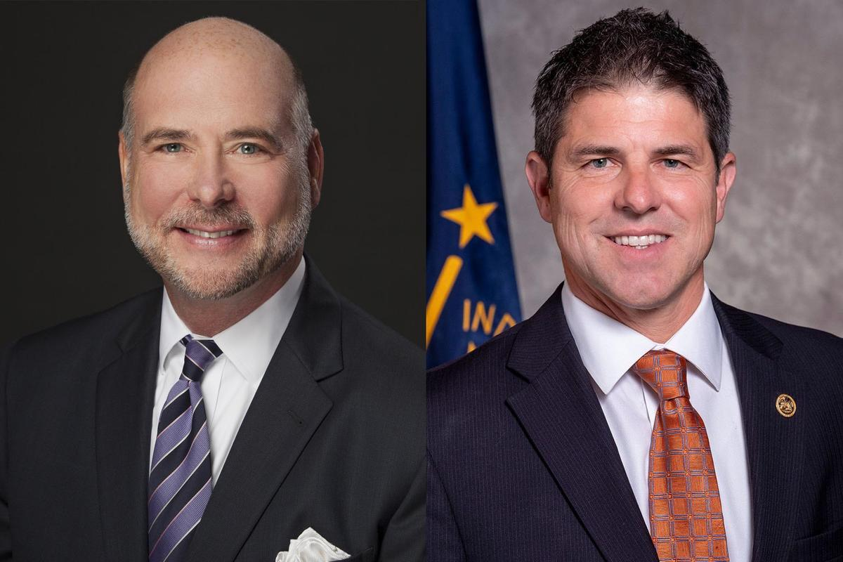 Rod Bray and Brian Bosma