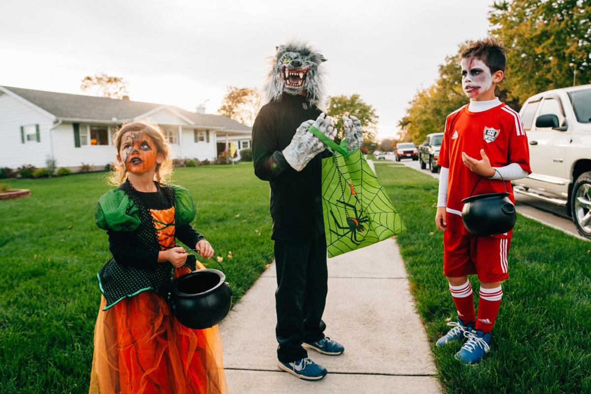 Indiana Halloween Children 2020 Halloween Can Be Safe With Precautions | News   Indiana Public Media