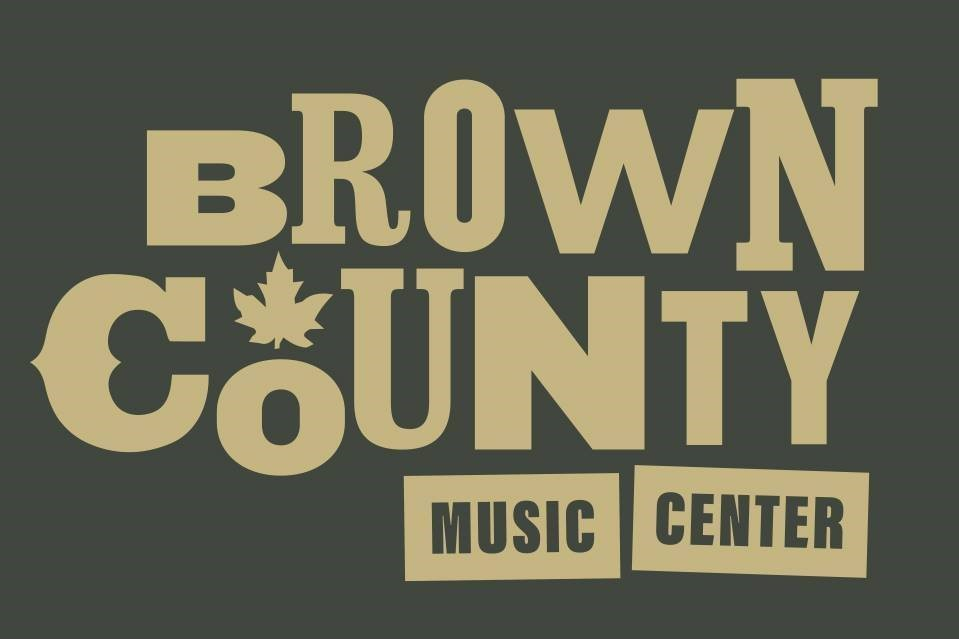 A picture of the logo of the Brown County Music Center