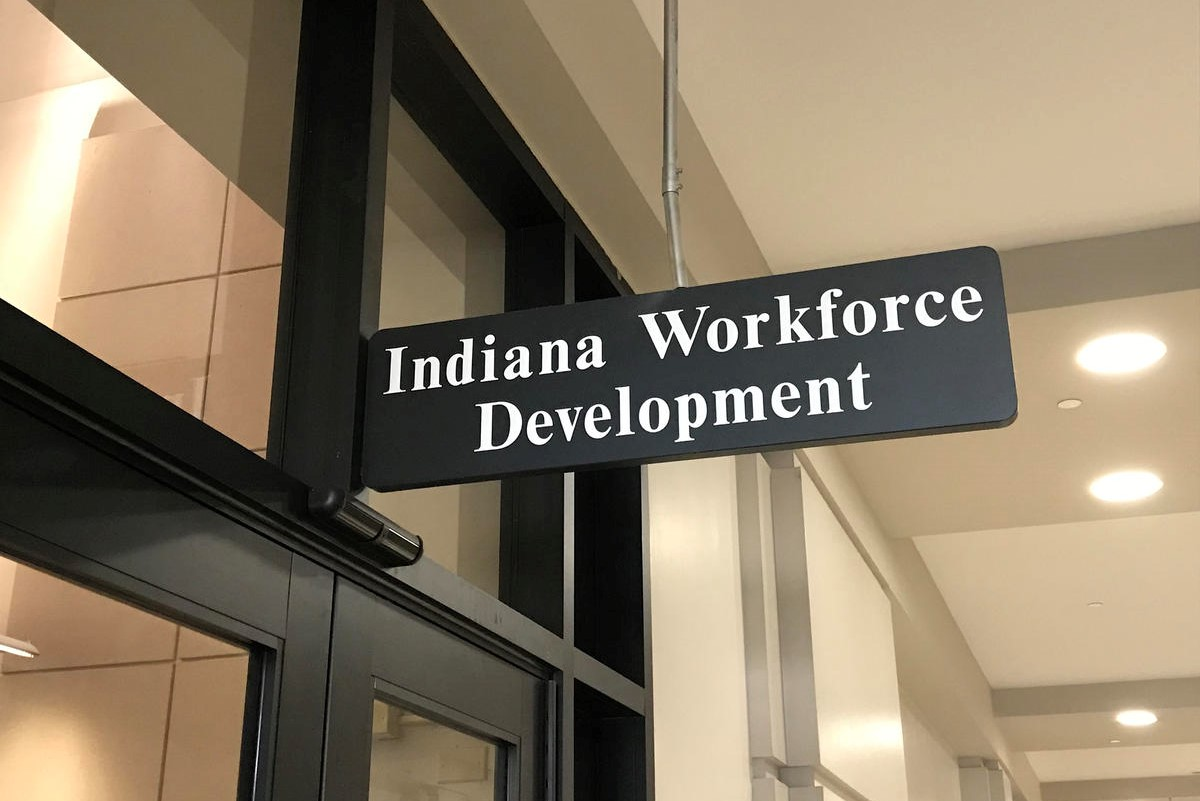 department of workforce development sign