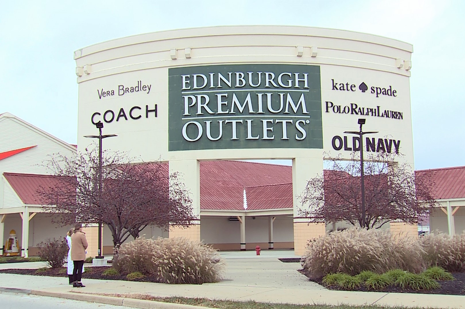 Edinburgh outlet mall