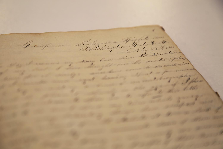 Civil War Diary thumbnail 11