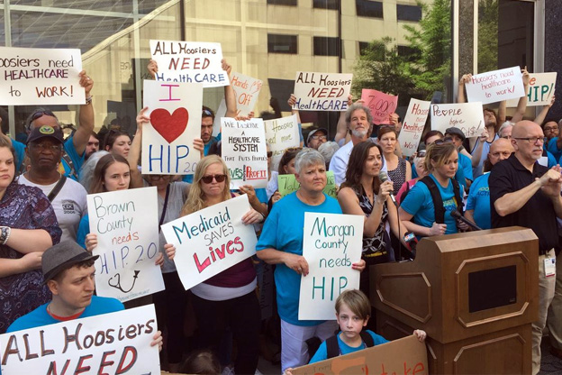 Community Groups Oppose New HIP Work Requirements