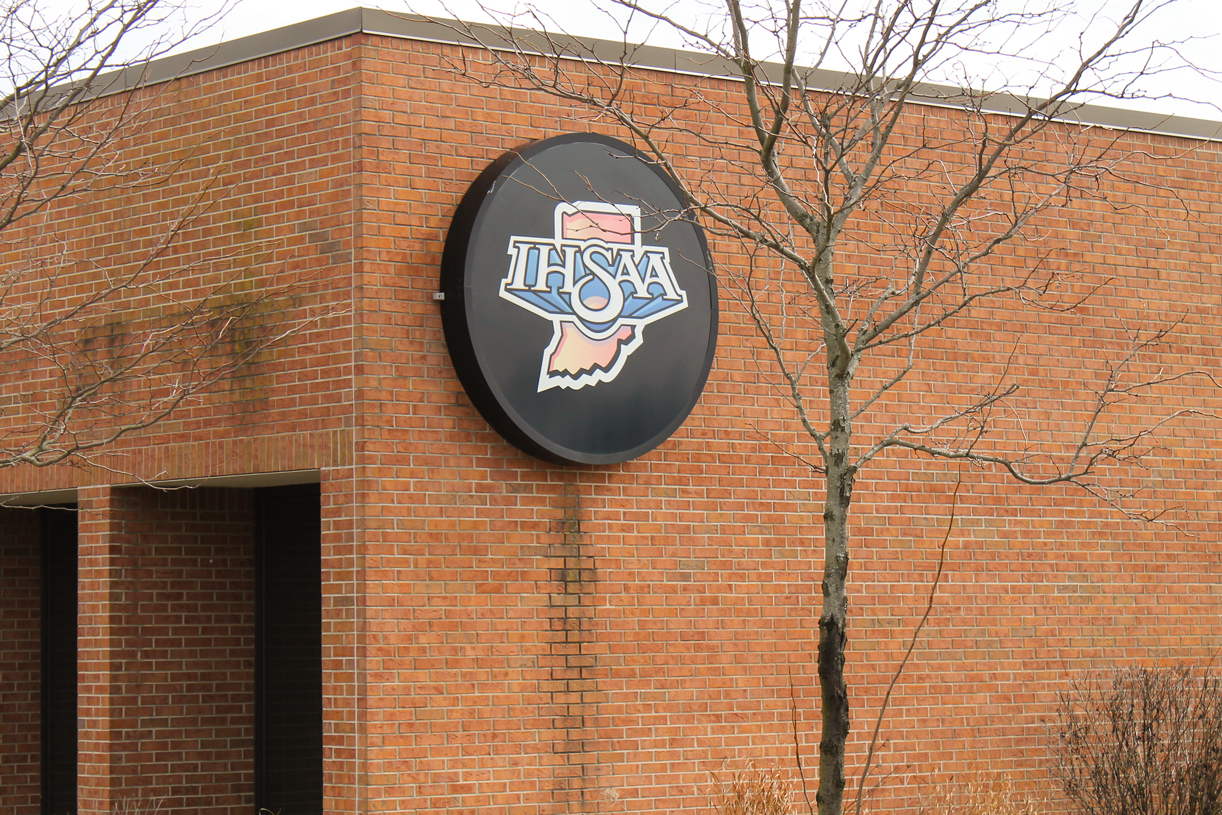 The IHSAA building.
