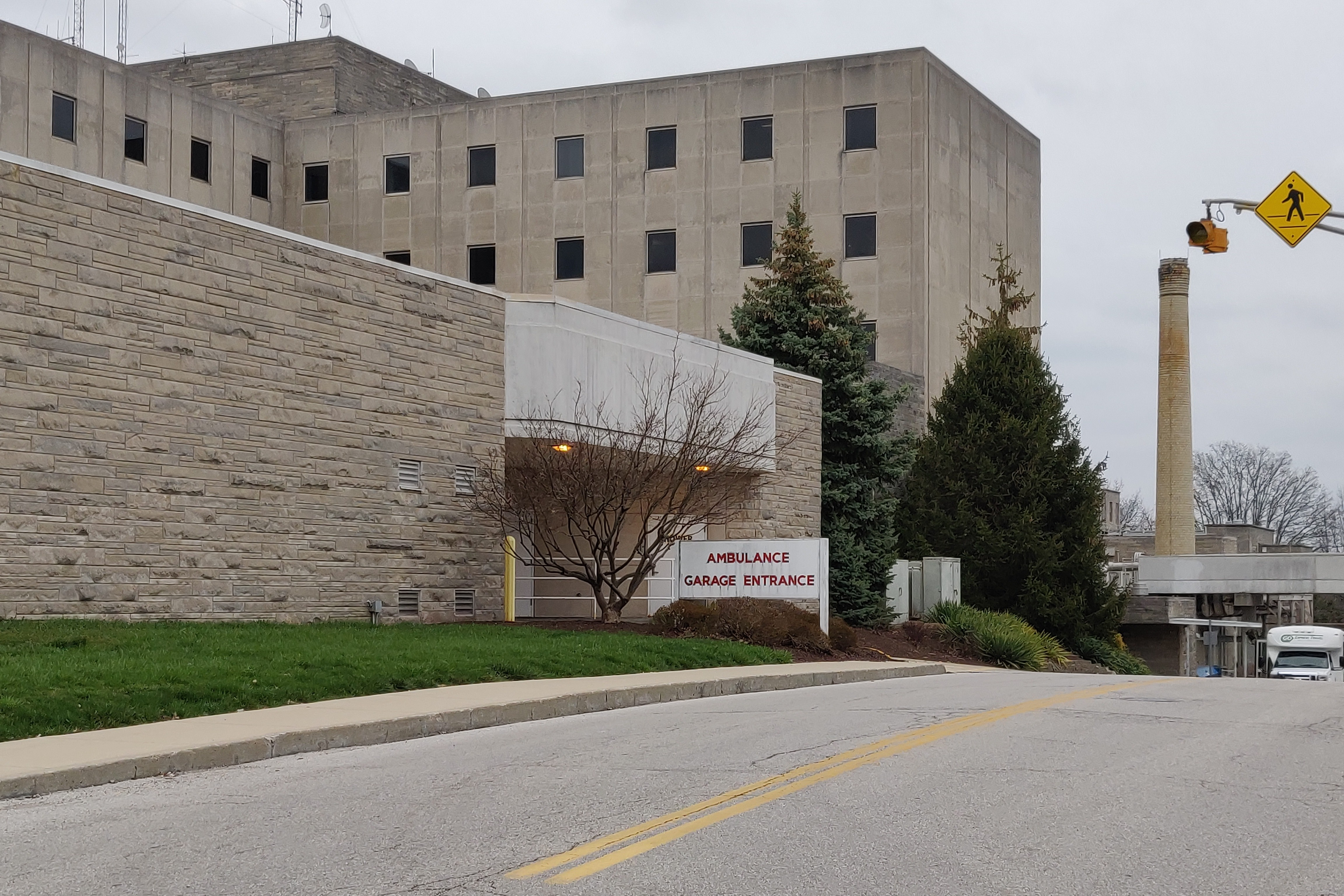 Bloomington hospital