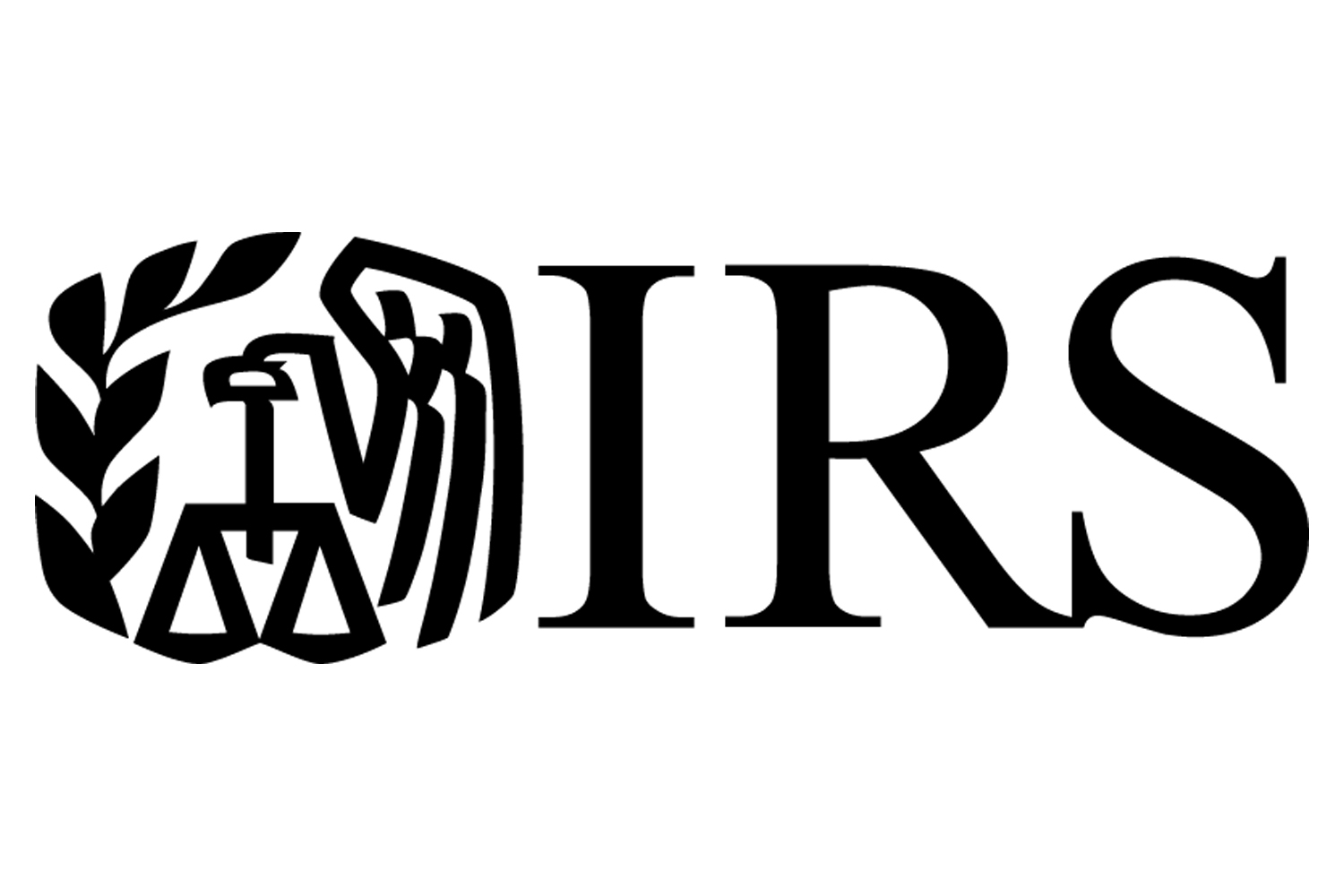 The IRS logo.