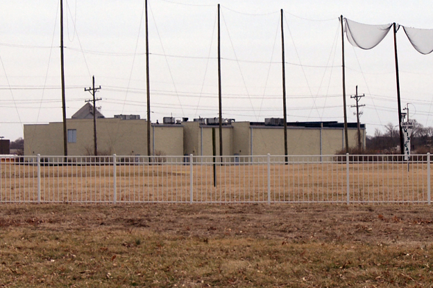 Site of the proposed Vigo County Jail