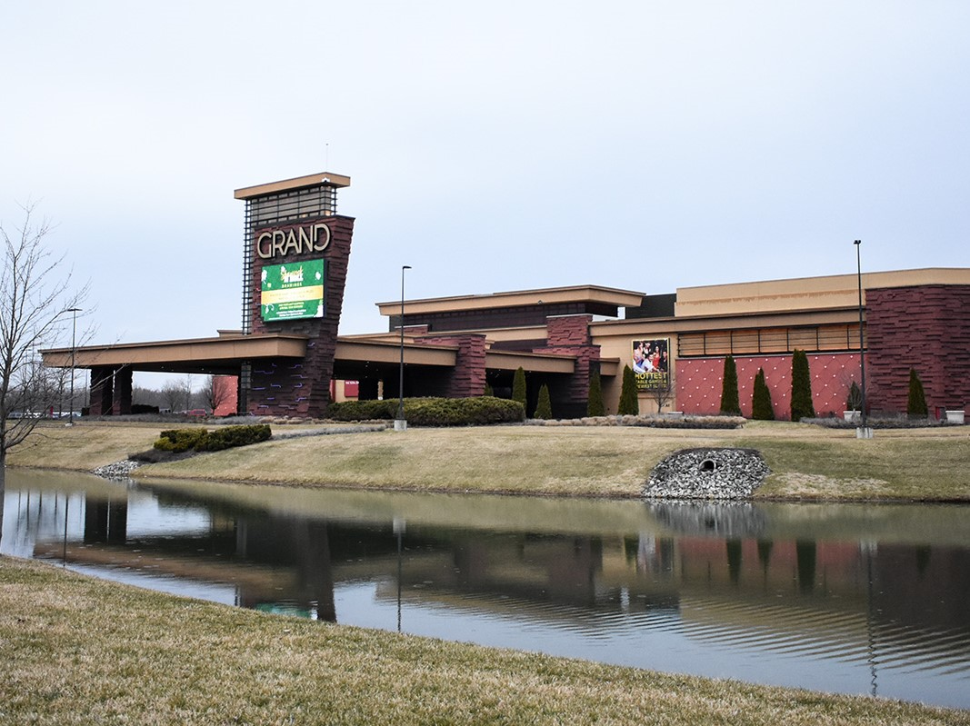 The Indiana Gaming Commission ordered the state's gaming and horse-racing operations to close, which includes off-track betting sites.