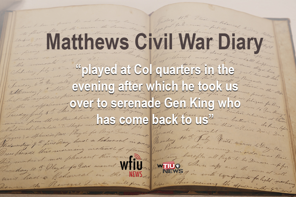 July 1 quote from civil war diary
