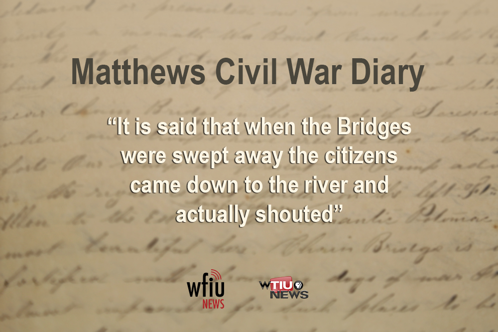 June 11 quote from civil war diary