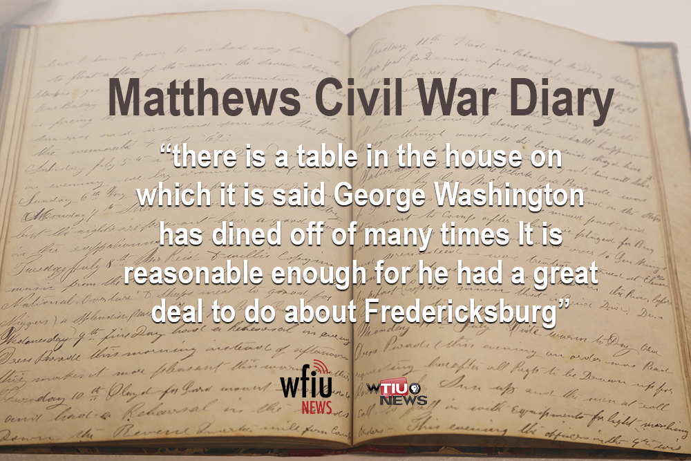 June 16 quote from civil war diary