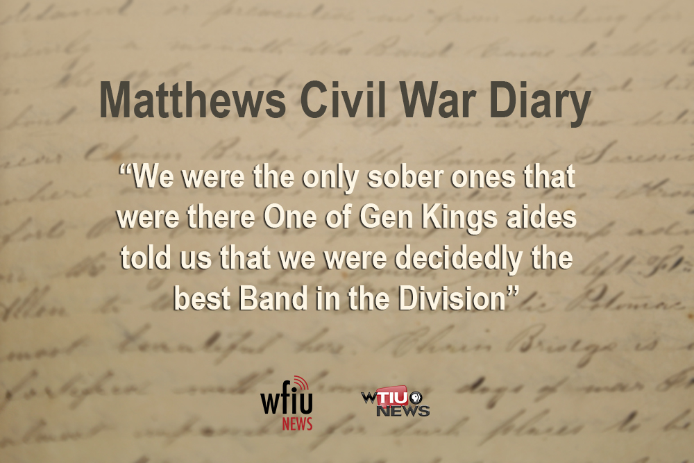 June 27 quote from civil war diary