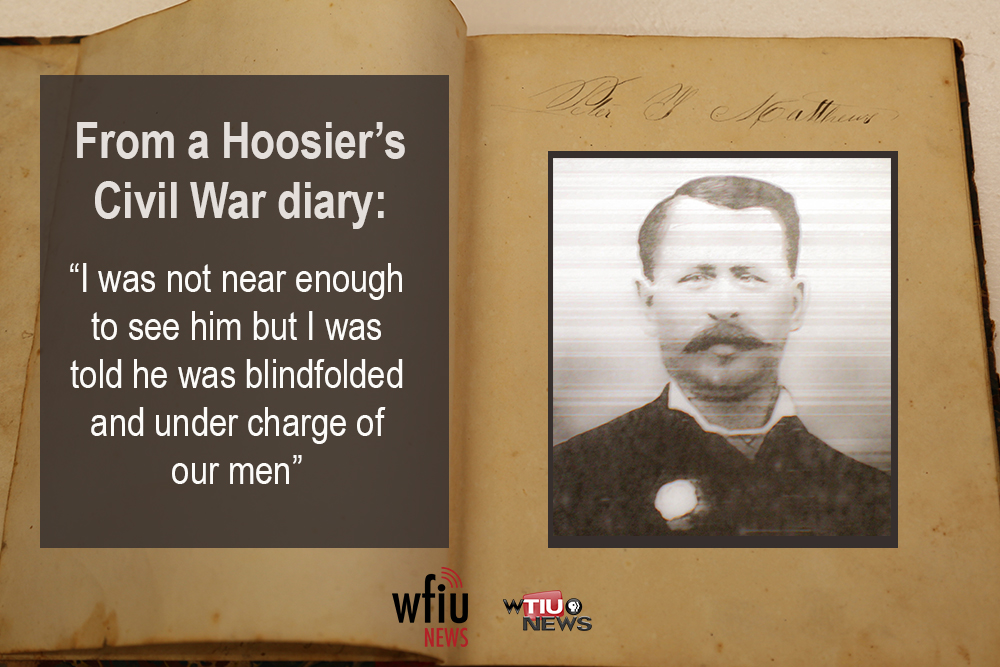 May 18 quote from civil war diary