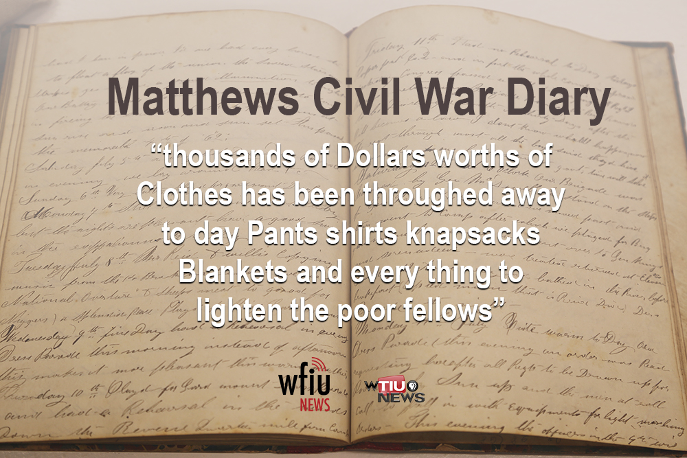 May 30 quote from civil war diary