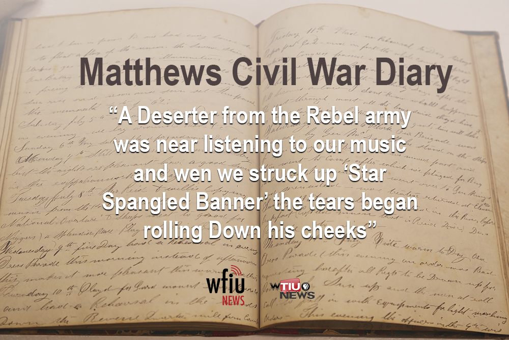 May 8 quote from civil war diary