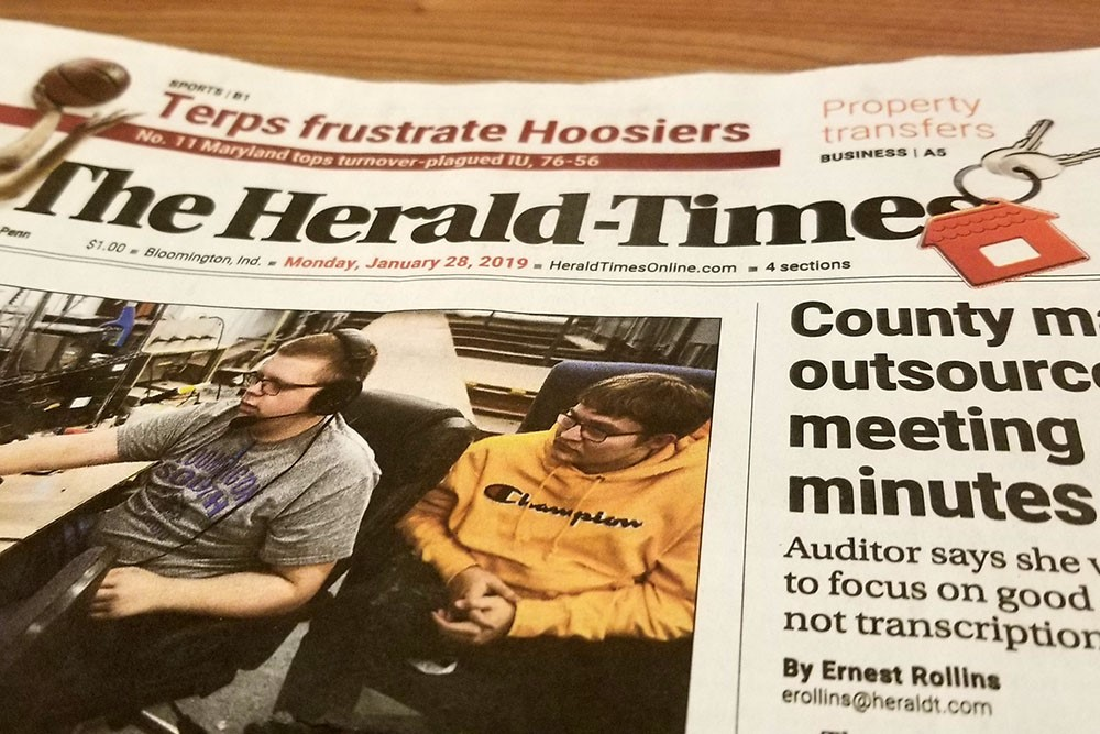 Image of Herald Times