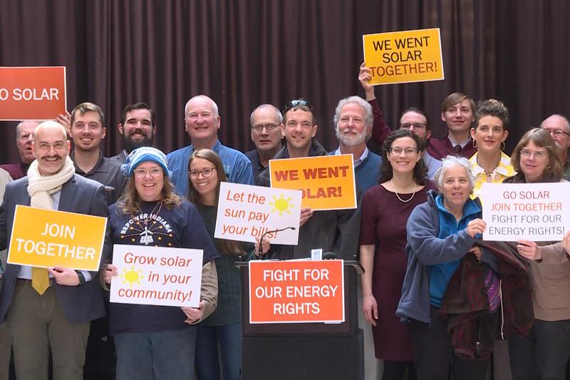 renewable energy rally
