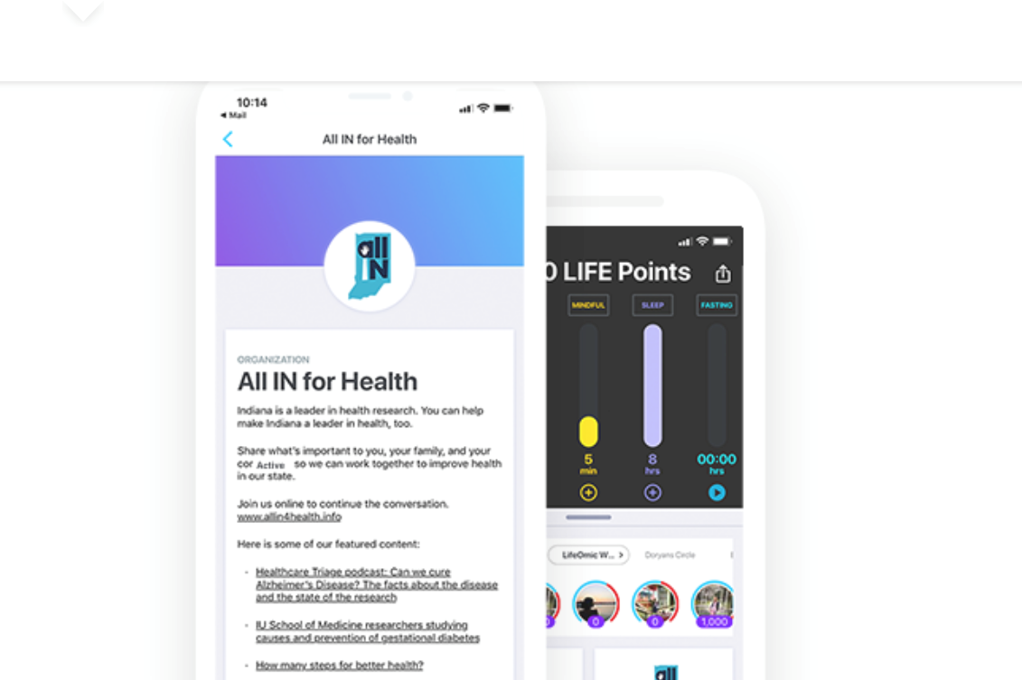 All in health app