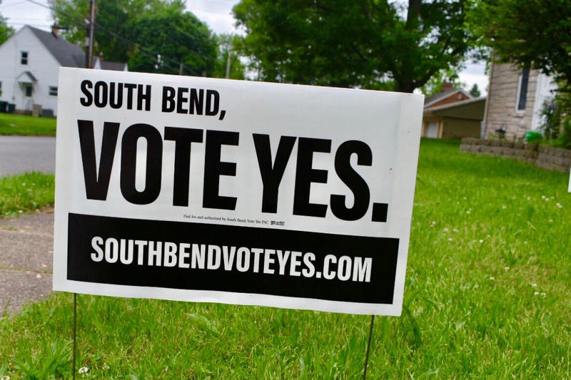 South Bend Community Schools is asking voters to approve two referendum measures: one focused on construction and one for general operations.