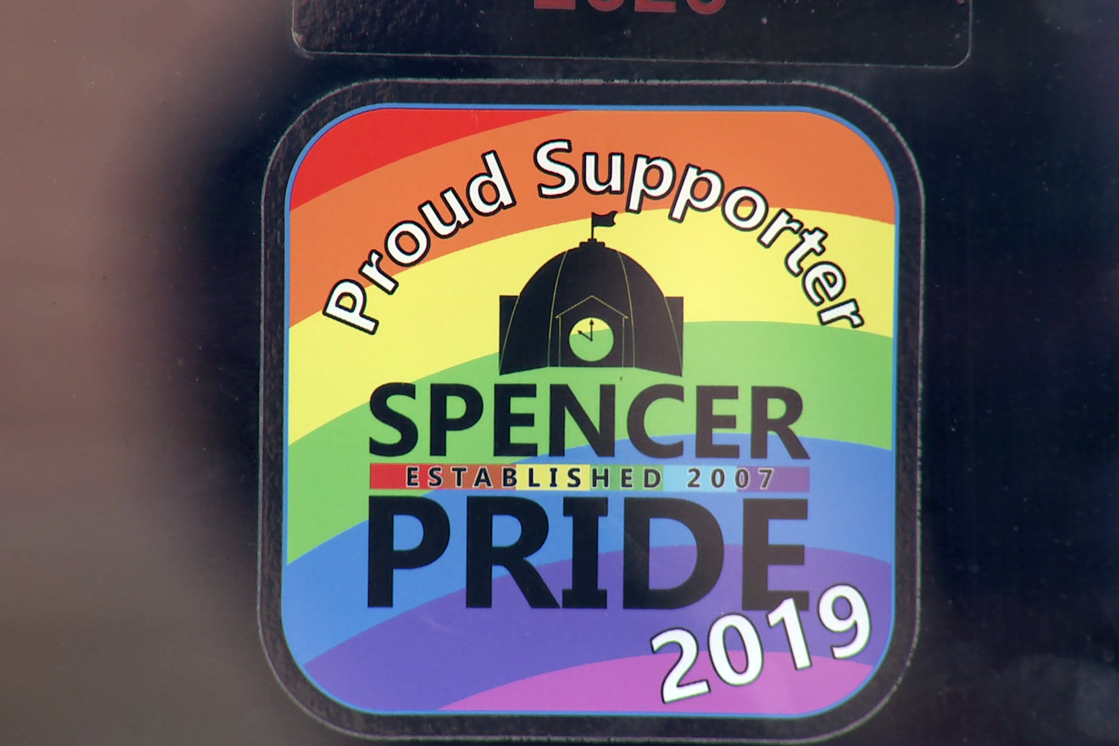 Spencer Pride Business Ally