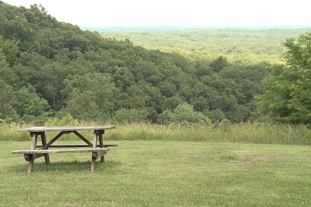 Overlook at Brown County State Park