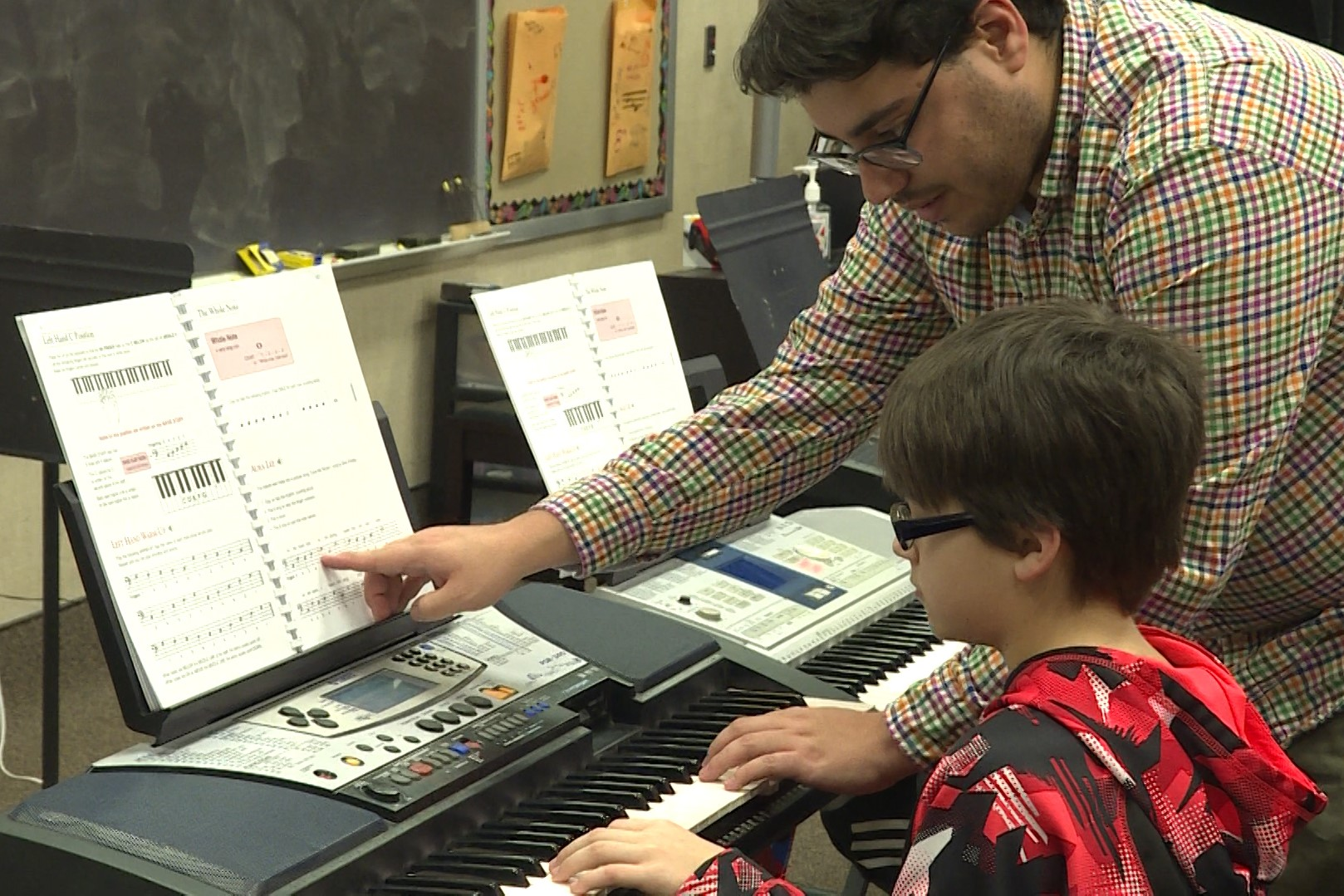 Brown County Schools Offer Free Music Classes For Kids
