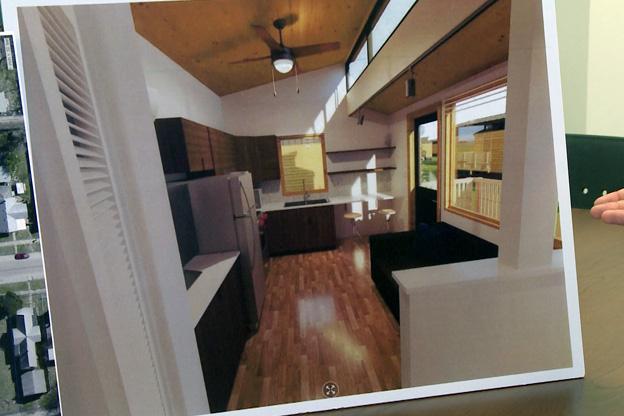 Terre Haute Tiny House render