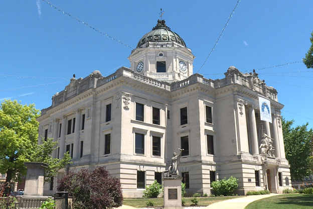 Bloomington Courthouse