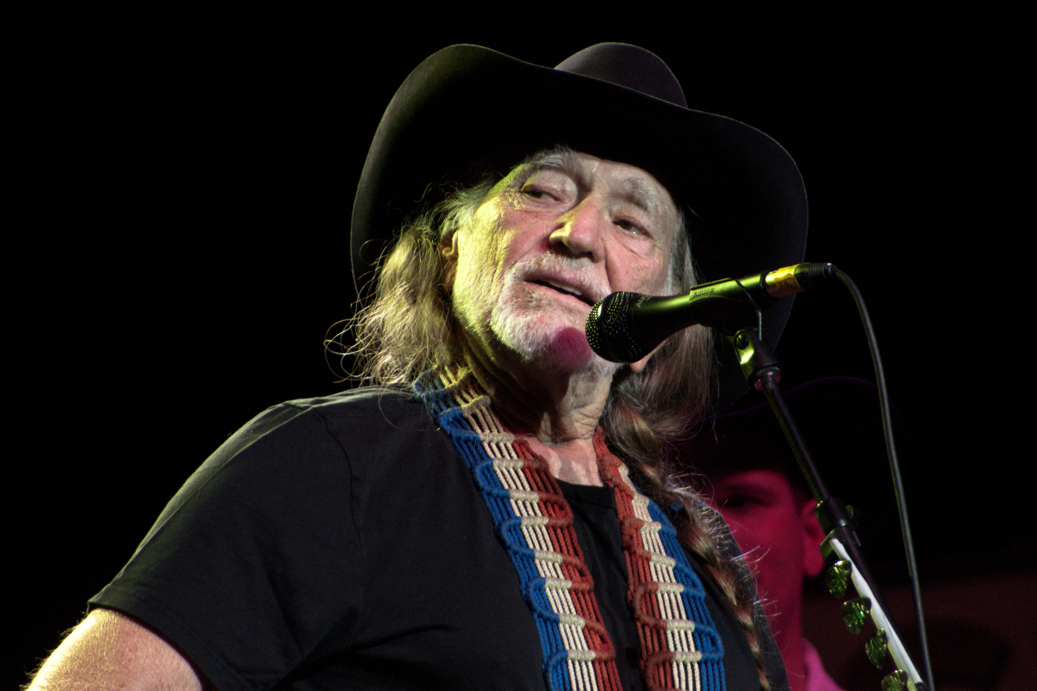 Willie Nelson in 2009.