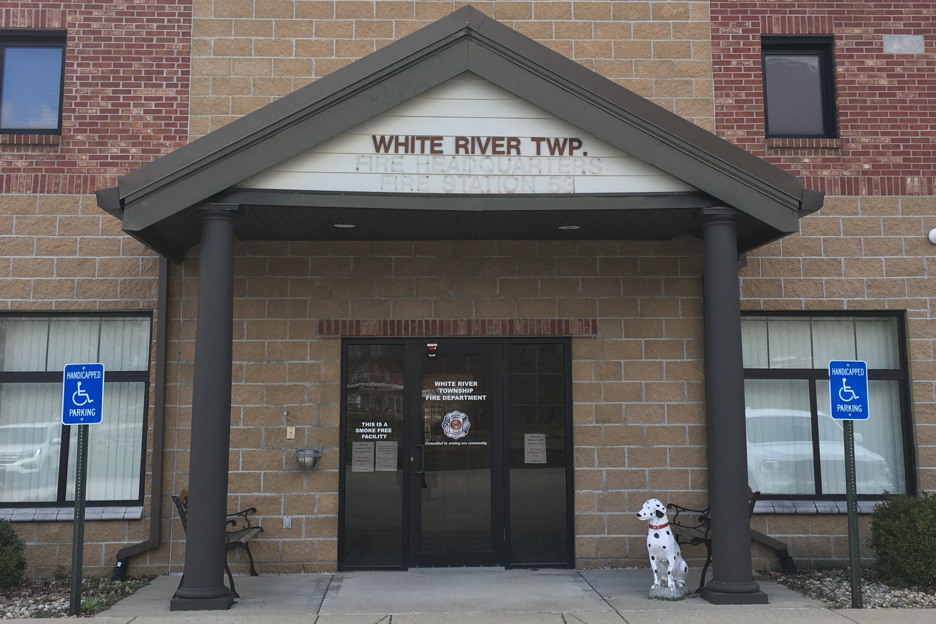 white river fire station