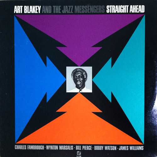 Art Blakey Straight Ahead
