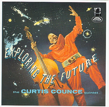Album cover of Curtis Counce