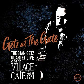 Stan Getz At The Village Gate 1961