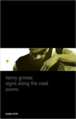 Henry Grimes book of poetry