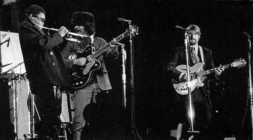 Hugh Masekela and Byrds